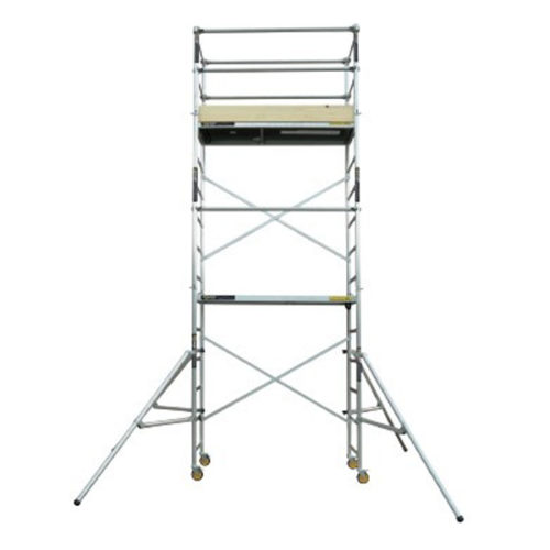 Easy Access Mini Mobile Scaffold